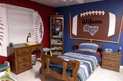 + Boys Football Room Ideas-design Dazzle