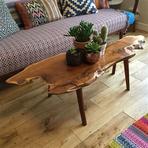 how to make a live edge table coffee table live edge coffee table how to make a live