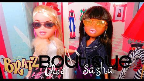 Bratz Boutique Sasha & Cloe! (fa12 Review)  Youtube