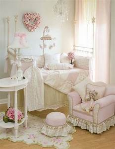 shabby-chic-baby-nursery-with-pink-decor