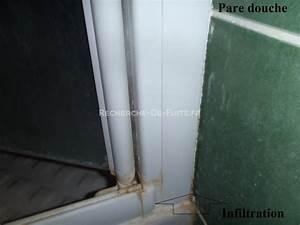 Joint D Étanchéité Pare Baignoire : fuite joint pare baignoire ~ Melissatoandfro.com Idées de Décoration
