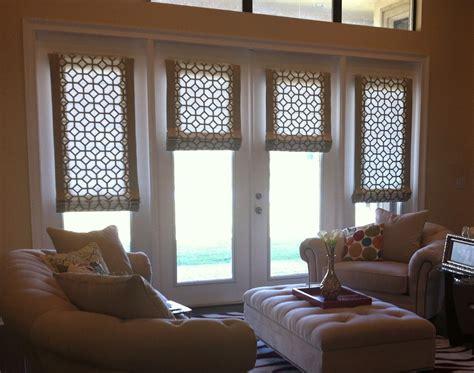 15 brilliant window coverings for doors ward log