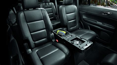 2014 Ford Explorer With Captain Seats by Automotivetimes 2014 Ford Explorer Review