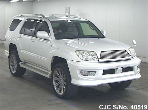 2002 toyota hilux surf 4runner pearl for sale stock no 40519 used cars exporter