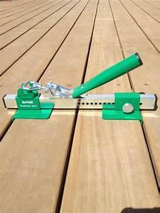 Lame De Bois Pour Terrasse : redresseur de lame de terrasse bois selection bois ~ Melissatoandfro.com Idées de Décoration