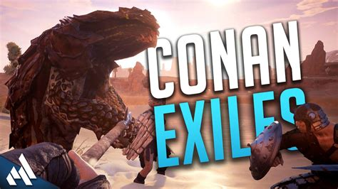 conan exiles  impressions died  food poisoning