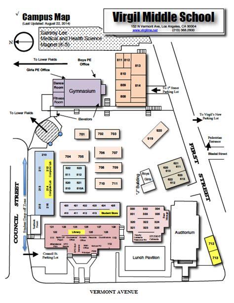 school maps virgil middle school virgil medical health science