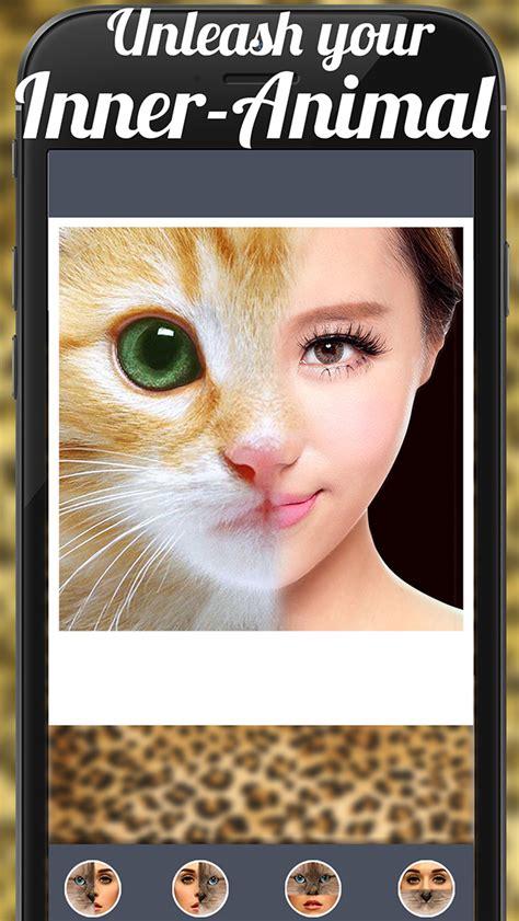 app shopper blend animal face effect pro funny lol face