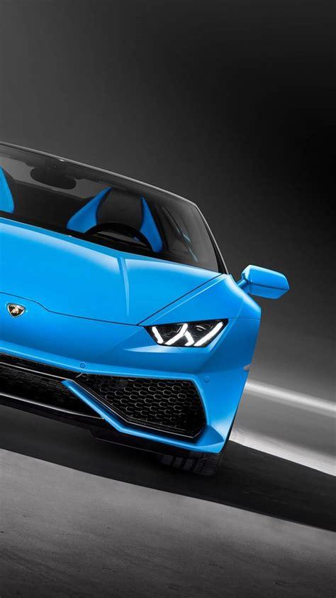 Blue Lamborghini Huracan Wallpaper Iphone by Baby Blue Lamborghini Wallpaper