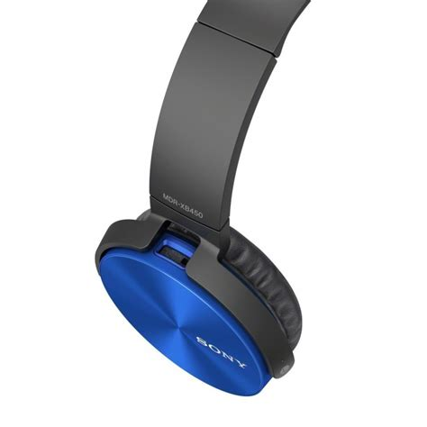 buy from radioshack online in sony mdr xb450ap l extra bass smartphone headset blue for