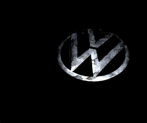 Volkswagen Logo Wallpaper by Volkswagen Logo Wallpaper Black