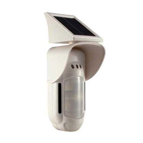 detecteur infrarouge ext 233 rieur solaire revolution completer mon alarme sans fil