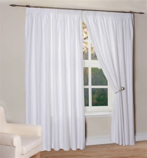 curtain design for home interiors 4 types of white thermal curtains auto sangers