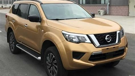 Nissan Terra Picture by Pictures Of The Upcoming Nissan Terra 4x4 Were Leaked By