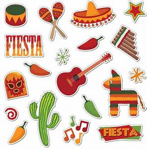 Mexican design elements vector | Vector Graphics Blog