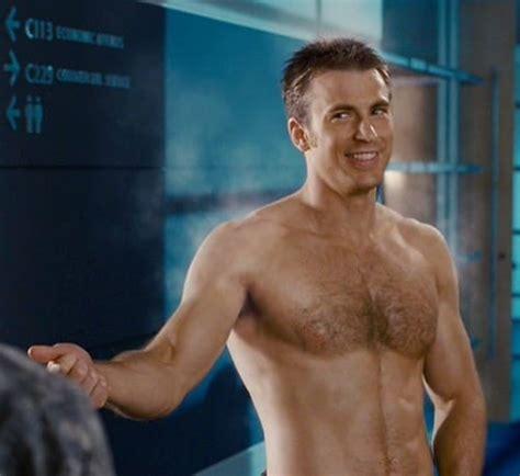 Chris Evans pokes fun at accidental nudie leak by urging ...
