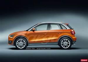 Audi Q1 Occasion : audi q1 la famille loisirs d 39 audi s 39 agrandit photo 1 l 39 argus ~ Medecine-chirurgie-esthetiques.com Avis de Voitures