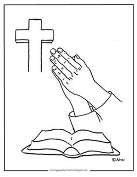 pictures of praying hands for preschool   Coloring Pages of Praying Hands   crafts   Praying