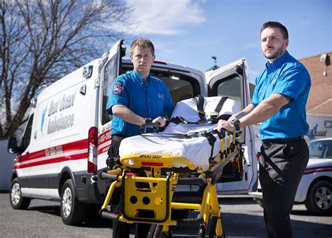 careers east coast ambulance