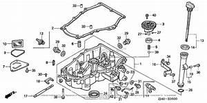 Honda Engines Gxv620 Qae Engine  Jpn  Vin  Gjad