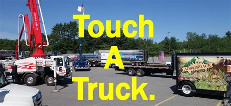 Touchatruck Event For Families To Raise Money For Veterans