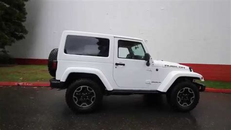white jeep 2 door used jeep wrangler for sale with photos carfax autos post