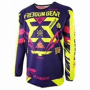 Equipement Moto Cross Destockage : maillot cross shot destockage devo trooper neon jaune ~ Dailycaller-alerts.com Idées de Décoration
