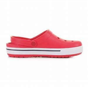 Mens Womens Unisex Crocs Crocband 2.5 Red Navy Clog ...