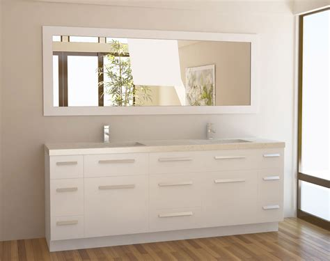 History Of Modern Bathroom Vanities