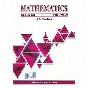 Mathematics Vol  1  U0026 2 Class