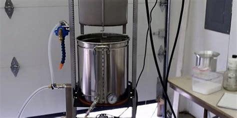 brew rig tims biab brew rack homebrewtalkcom