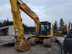 2013 Kobelco Sk170 Lc Acera Mark 9 Crawler Excavator For