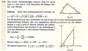 Katheten Berechnen : trigonometrie lernpfad ~ Themetempest.com Abrechnung
