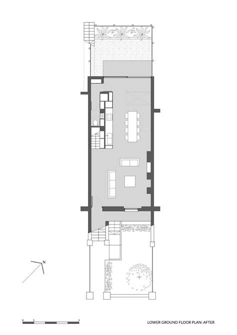 2828 ground floor plan gallery of islington maisonette larissa johnston architects 19