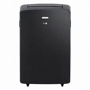 New Lg Electronics 12 000 Btu Portable Air Conditioner  Dehumid