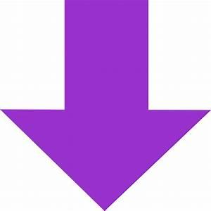 File:Purple arrow down.svg - Wikimedia Commons