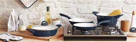 cookware kitchen sets iron cast ceramic pots pans induction