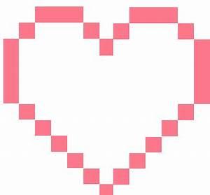 gif cute kawaii heart pink pixel ninachu •