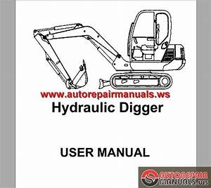 Yuchai Hydraulic Digger Yc25-8 User Manual