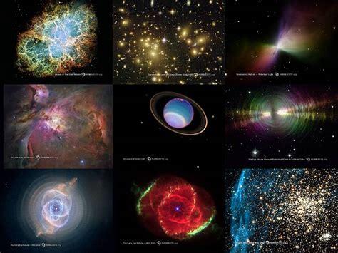 ハッブル宇宙望遠鏡がとらえた宇宙の画像いろいろ - GIGAZINE