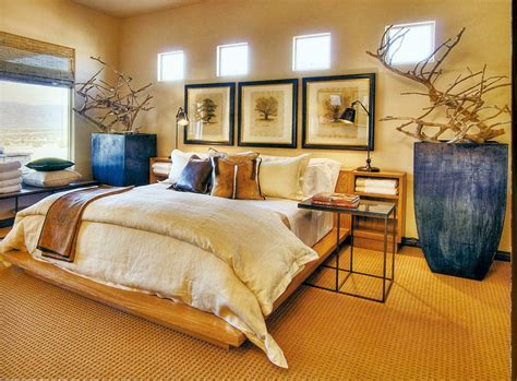 decorating  african african contemporary bedroom