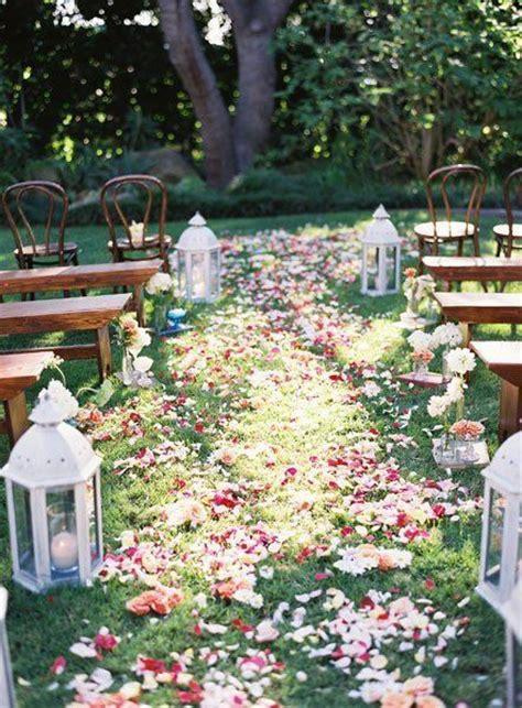 25 rustic outdoor wedding ceremony decorations ideas