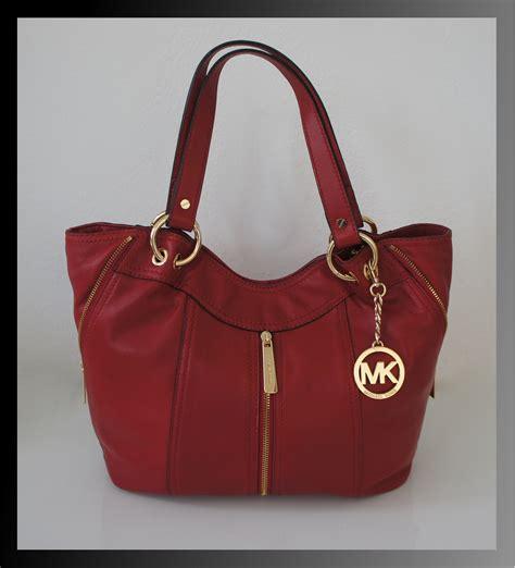 michael kors rote tasche michael kors leder tasche moxley rot handtasche feines echtleder neu ebay