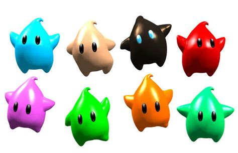 Luma 20 Cute Video Game Characters You Dont Want To
