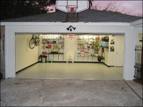 Garage floor coating Photo Gallery