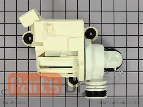 dc  samsung drain pump assembly parts dr