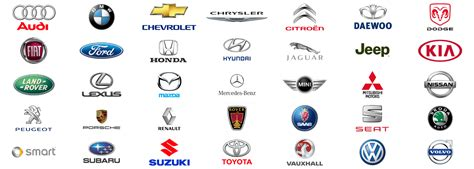 Car Emblems. What