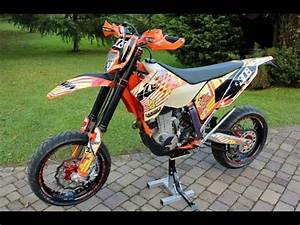 Super Moto Ktm : ktm 450 exc facrory motard youtube ~ Kayakingforconservation.com Haus und Dekorationen