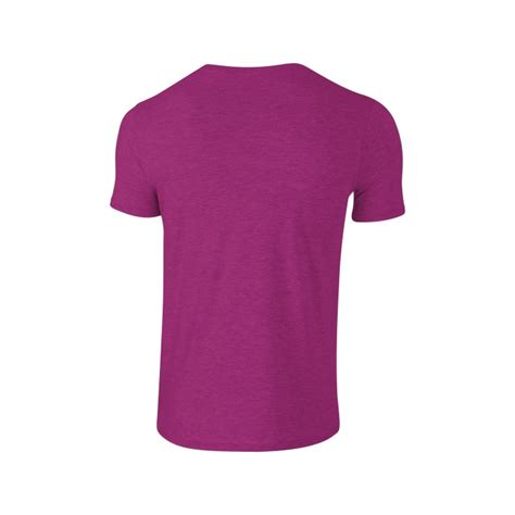 heliconia color gi64000 softstyle t shirt antique heliconia gildan