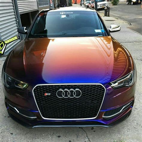 gorgeous colors would look great on a tesla model s
